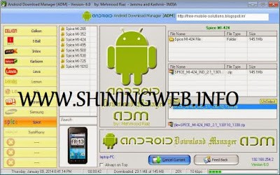 Download Micromax Mobile Flash Tool for PC